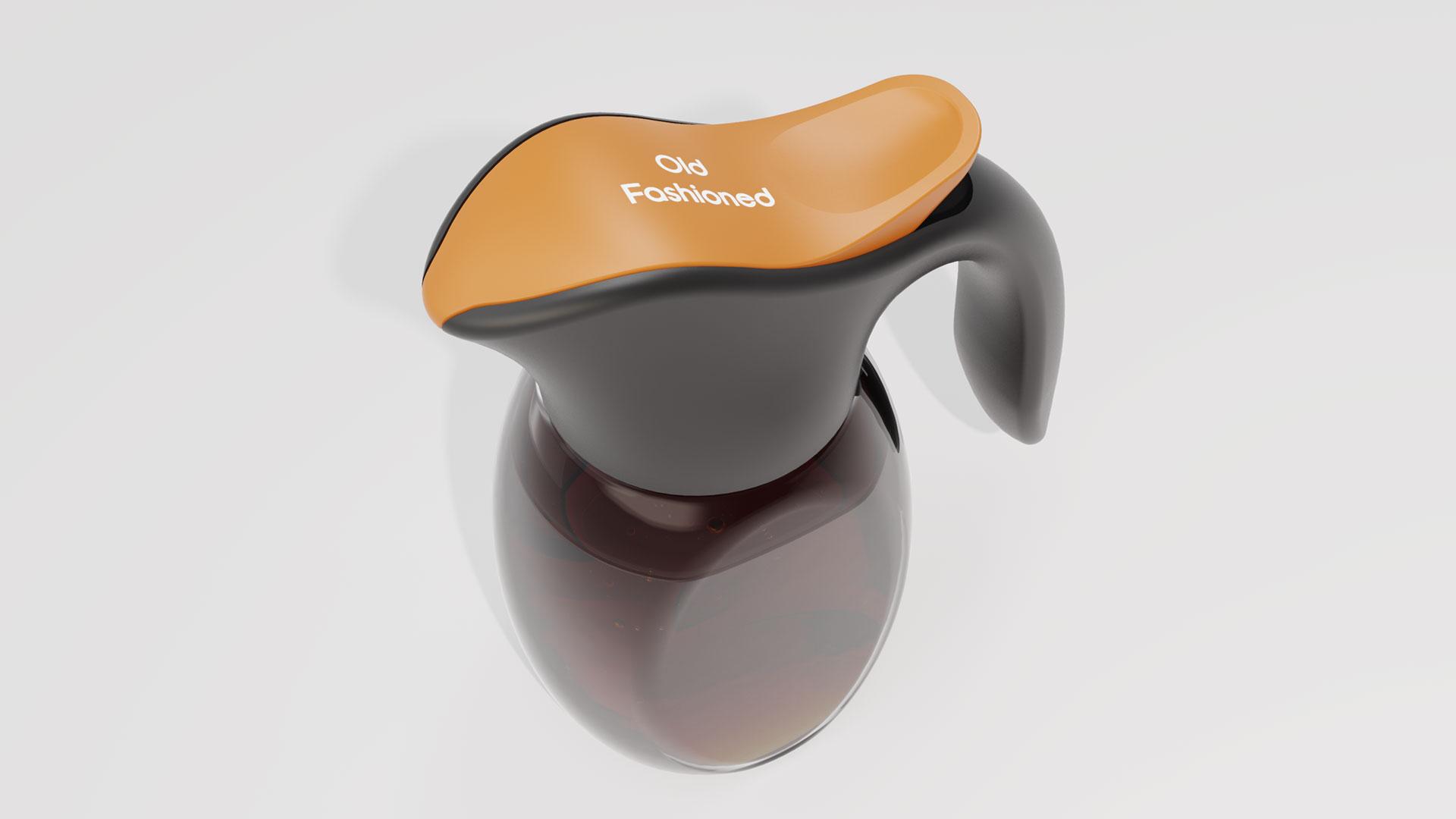 Syrup Dispenser